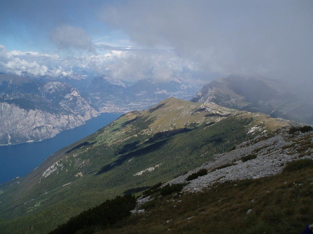 Valdritta 2218: la cima