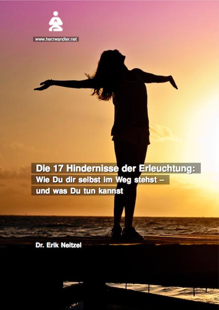 Cover E-Book Die 17 Hindernisse der Erleuchtung