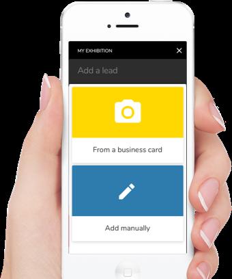 mobile leaderfassung via smarthphone