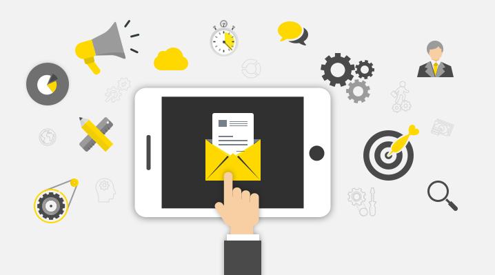 Marketing Automation für emails