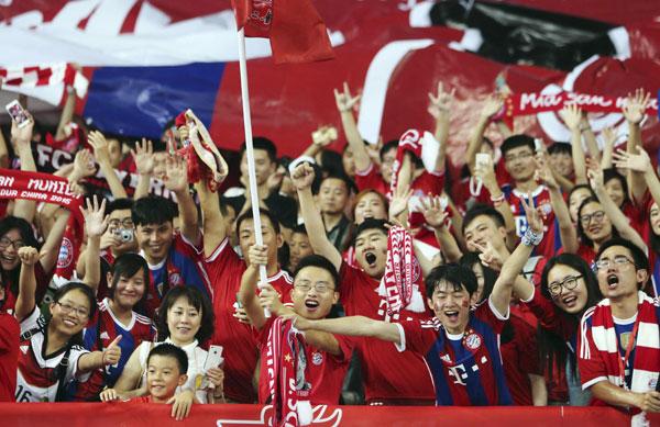 Asia Fc Bayern Fans