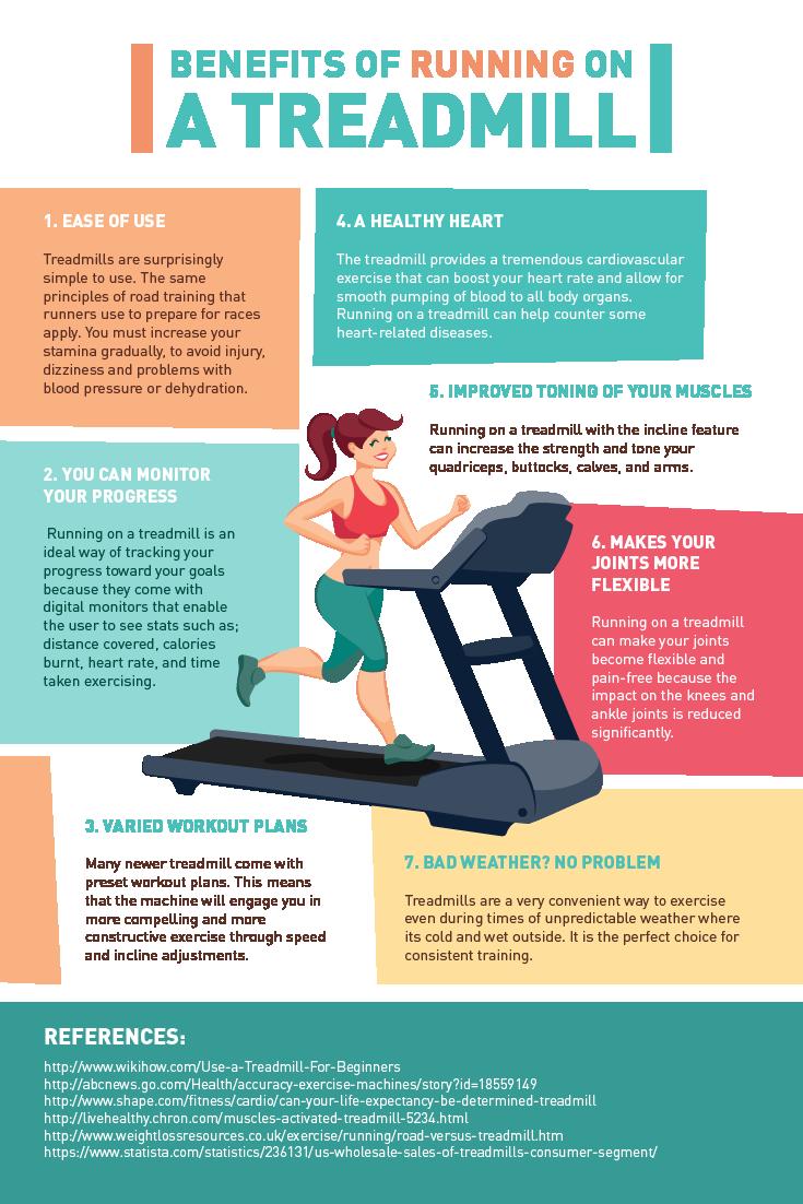 treadmill running benefits