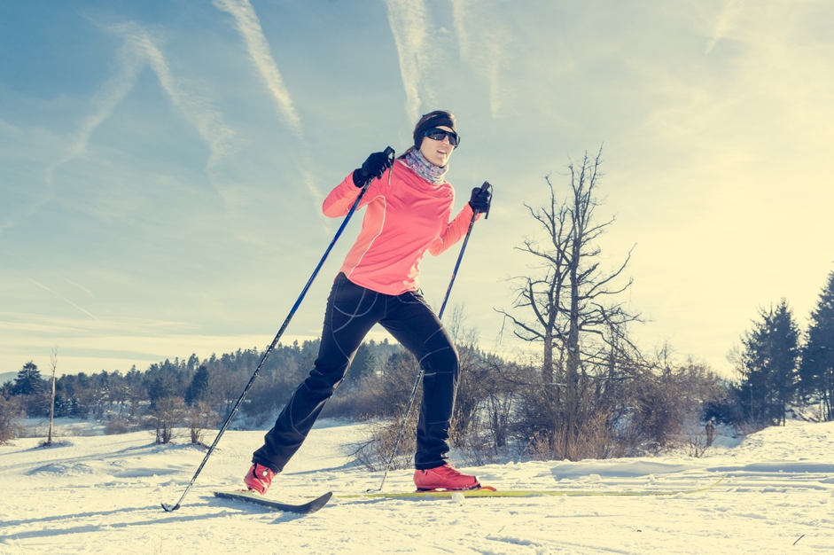 how to train for your ski trip