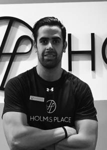 Holmes Place Expert Panagiotis Kostopoulos