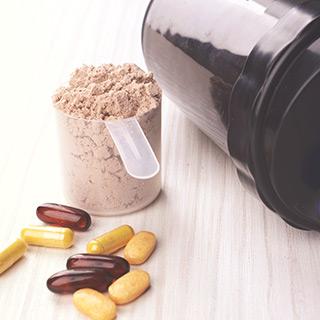 training supplements