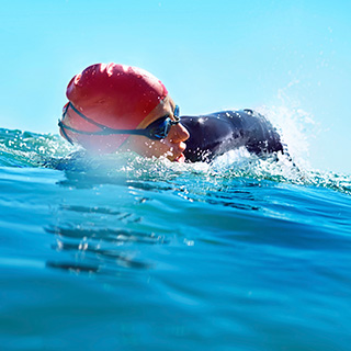 Playlist swimming