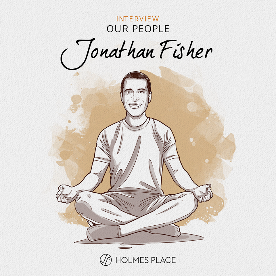 Our People – Jonathan Fisher
