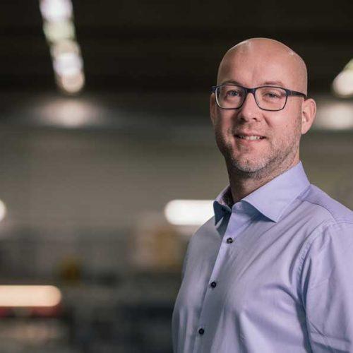 Andreas Öberg är vår nya försäljningsingenjör i Norrland