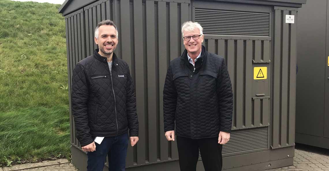 Succes for Holtabs transformatorstationer i Danmark