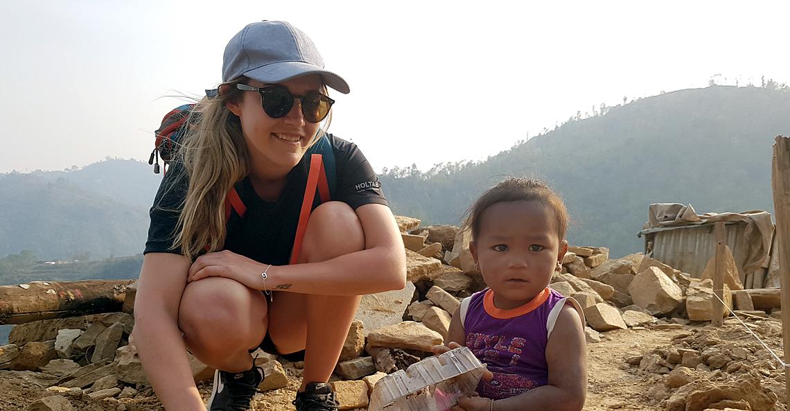 Holtab gör skillnad i Nepal