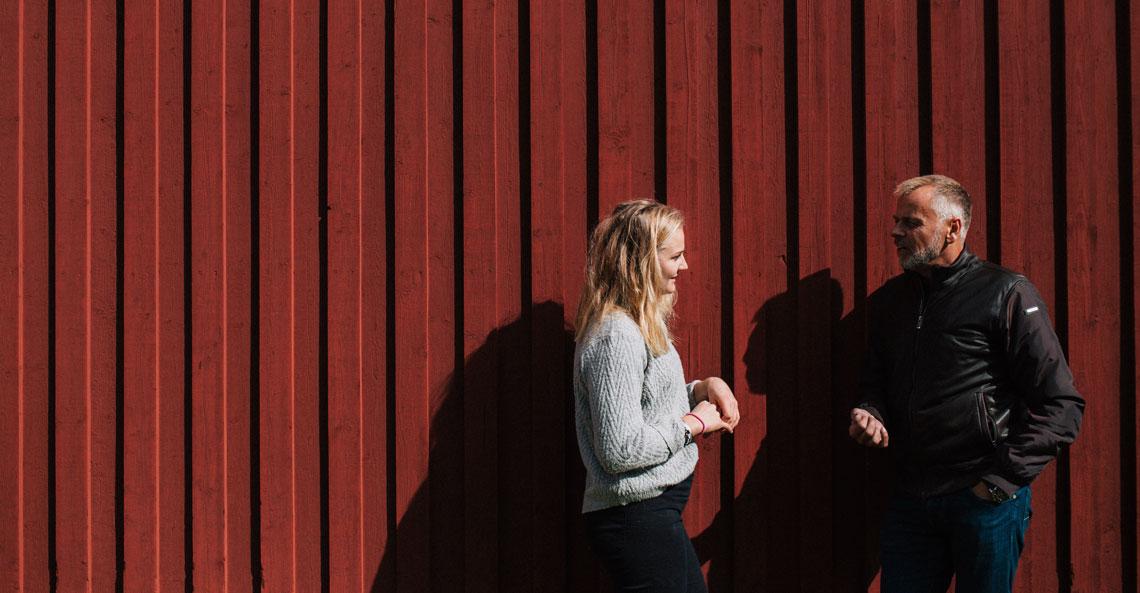 Holtab möter Stina Nilsson del 4. Mentorskap