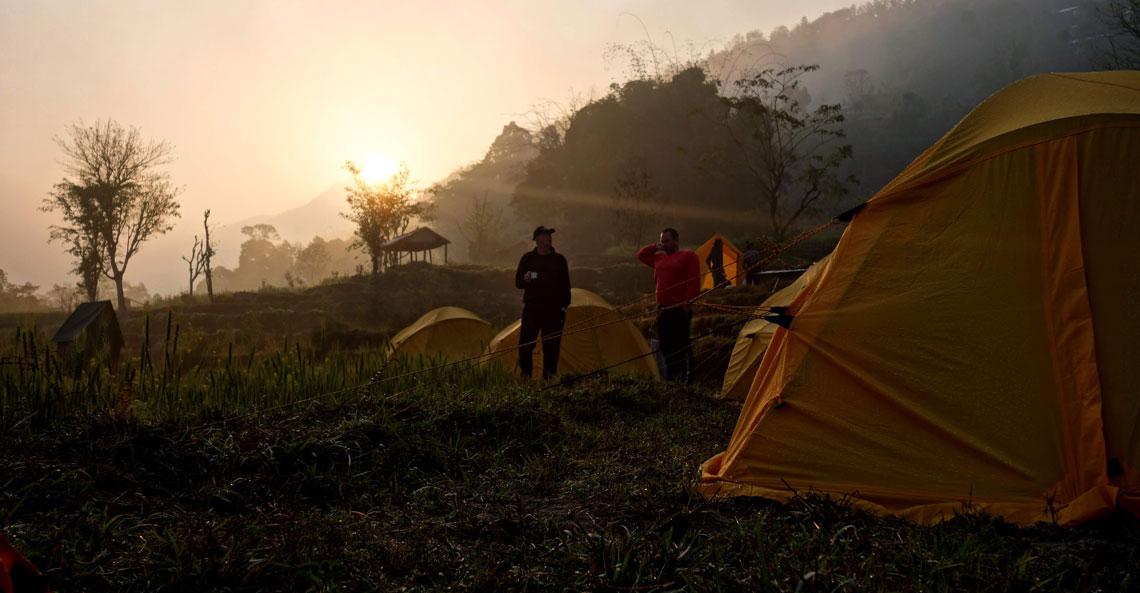 Vårens resa till Nepal – se filmen här