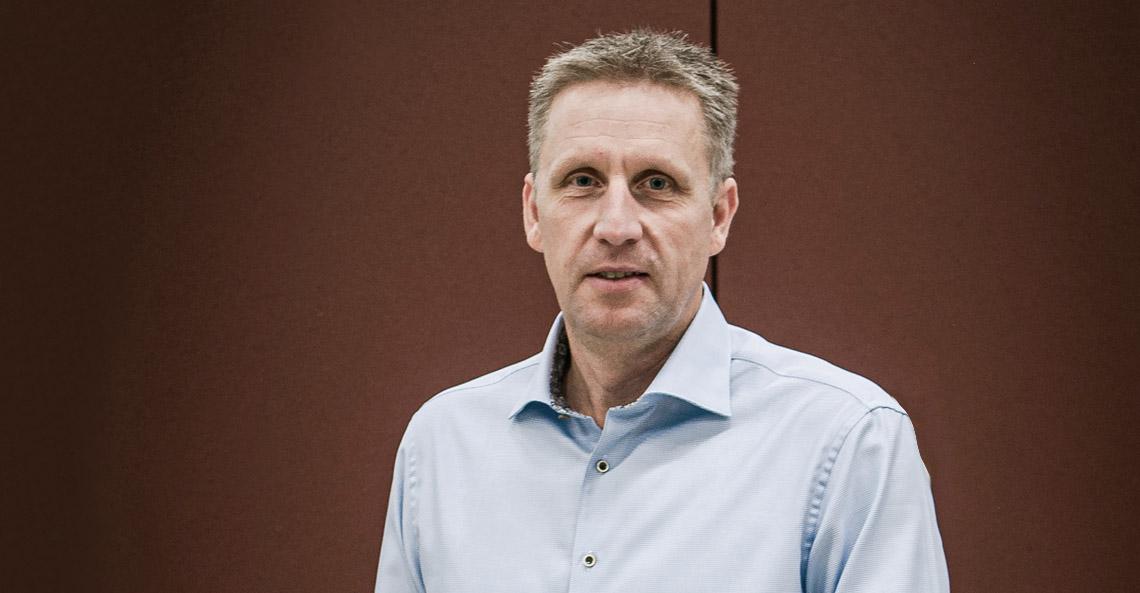 Peter är ny försäljningsingenjör på Holtab