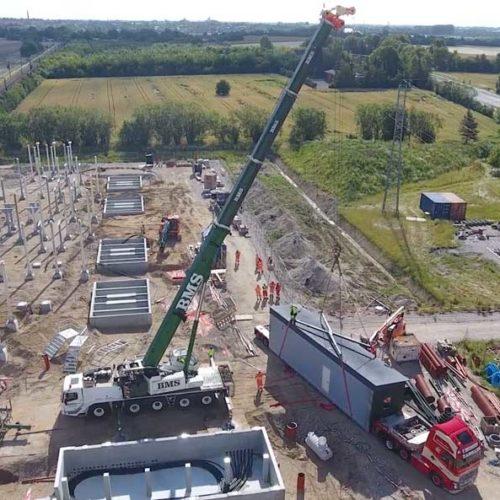 Holtab viktigt när dansk järnväg elektrifieras