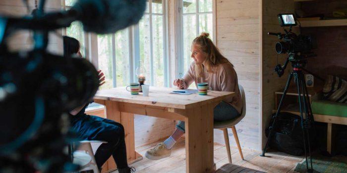 Del 2: Karriärbyte. Holtab och Stina Nilsson möter Petra Malm. Är det dags att byta jobb?