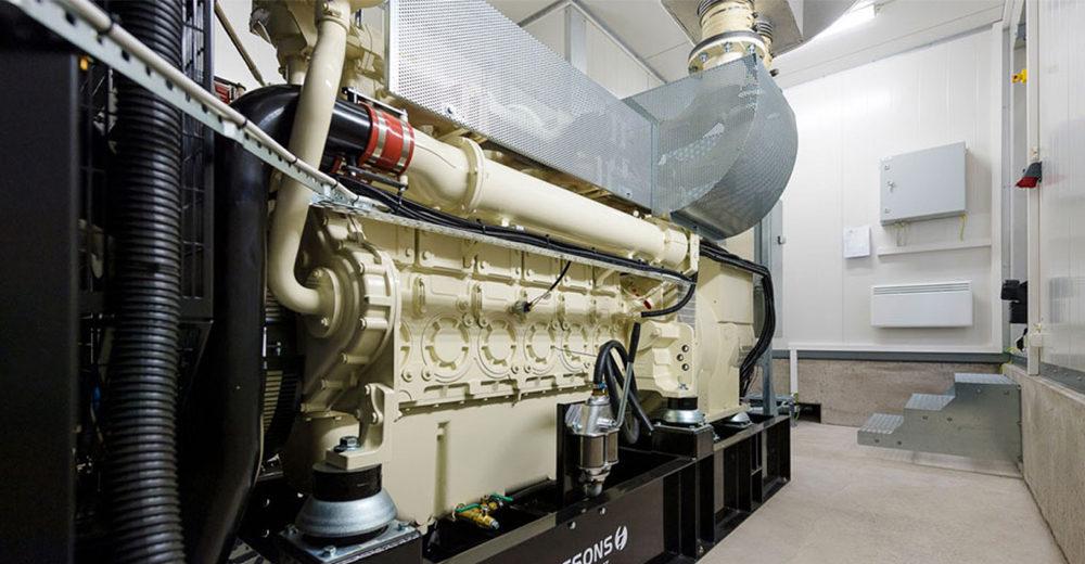Reservkraft till kriscentrum i Karlshamn