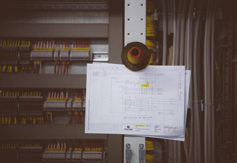 Komplettering och ombyggnad av befintlig anläggning