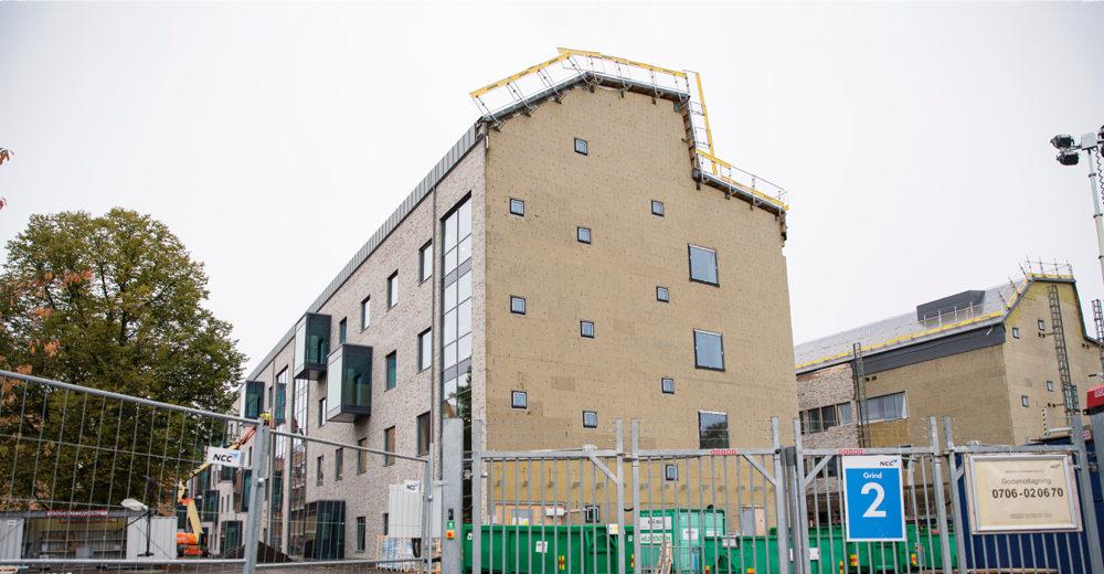 Holtab levererar ställverk när sjukhus moderniserar