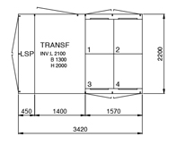 SC1000A412 • Ritn. nr 11010