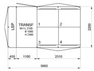 TSK 315-4 24kV • Ritn. nr 10763