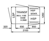 TSS 200 S+K 12kV • Ritn. nr 10708