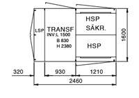 TSS 200 S+K 24kV • Ritn. nr 10709