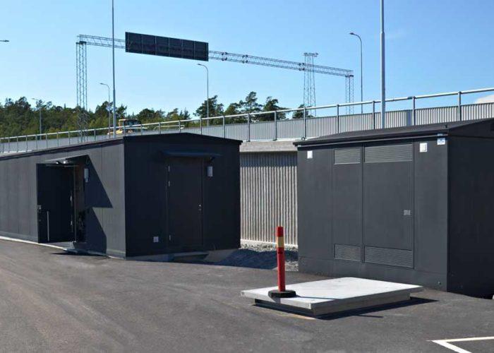 Holtab fixar elkraften i Stockholm Norvik hamn