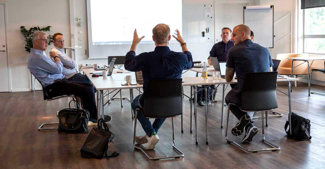 Schneider och Holtab revolutionerar transformatorstationen