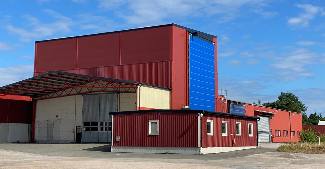 Holtab utökar sin verksamhet av betongstationsmontering till Lidhult