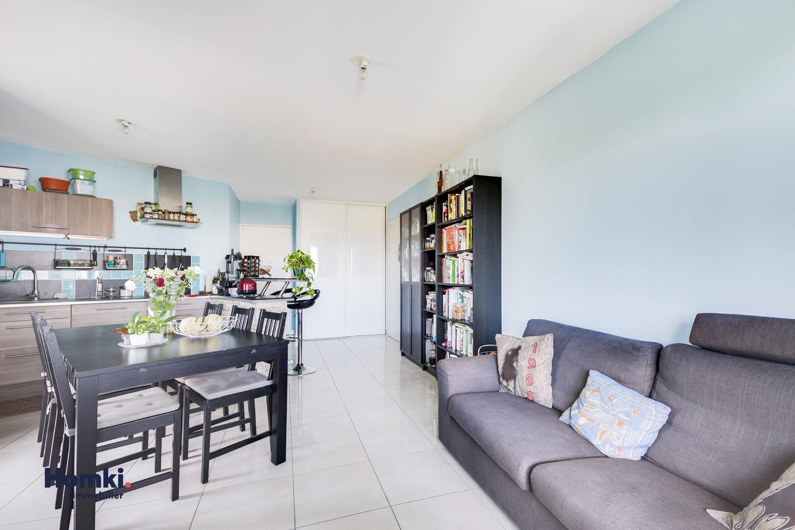 Vente Appartement 60m² T3 69120_3
