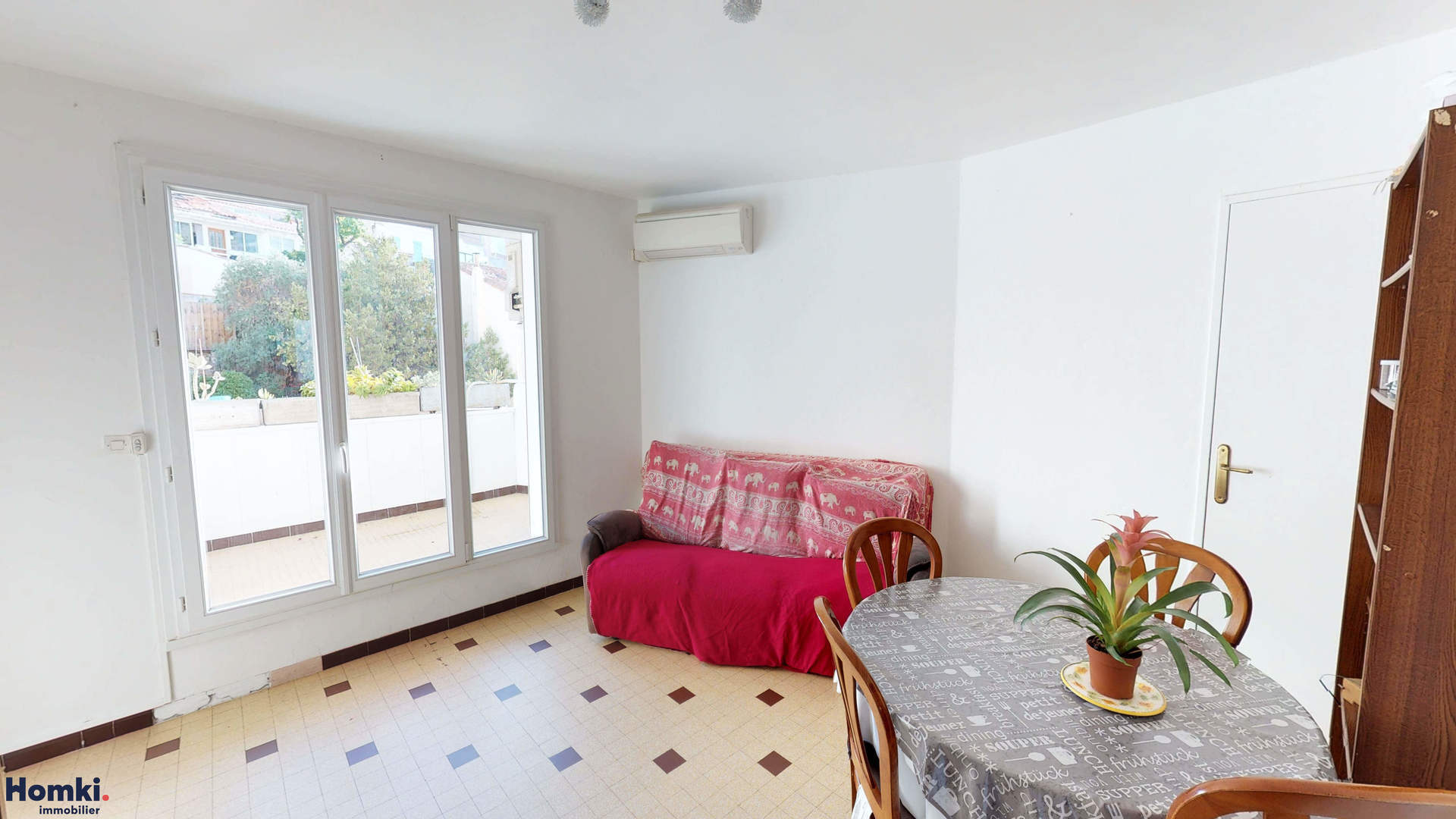 Vente Appartement 61 M² T3 13007_4