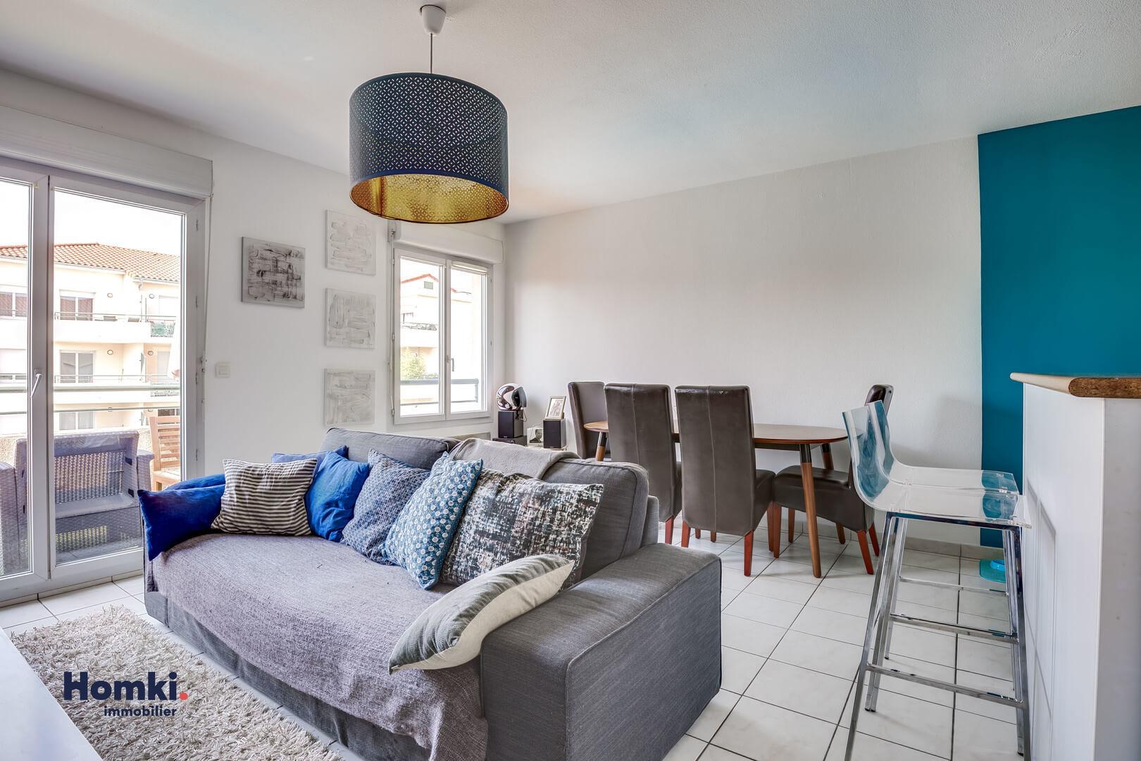 Vente Appartement 57m² T3 69008_4