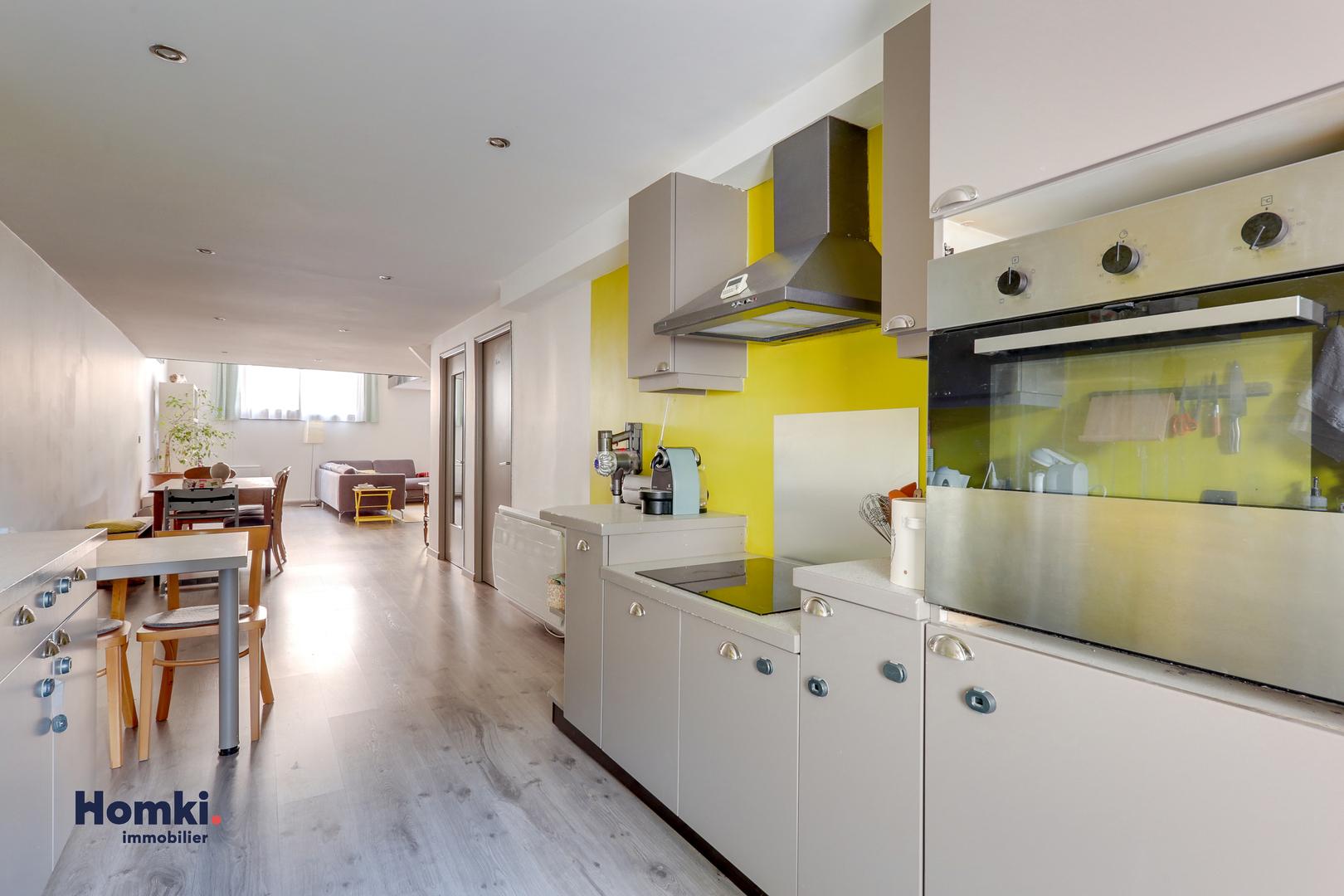 Vente appartement 115m² T3 69100_4
