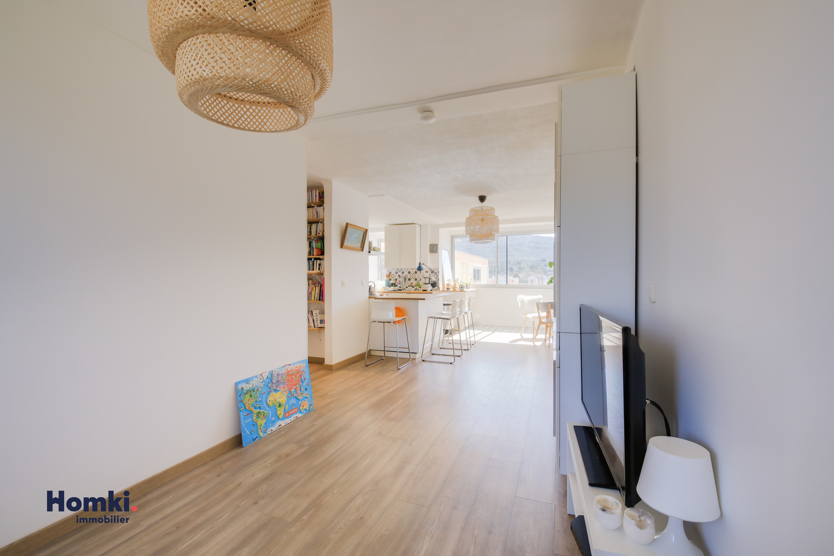 Vente Appartement 80 m² T4 13400_2