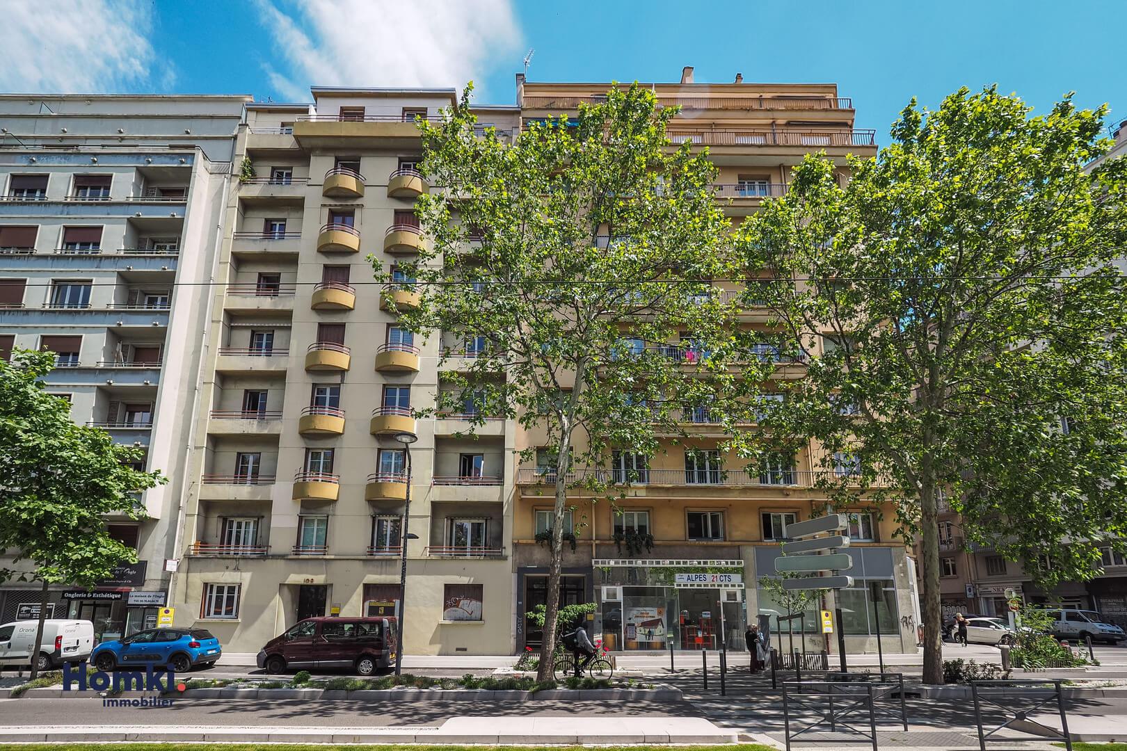 Vente Appartement 92m² T3 38000_12