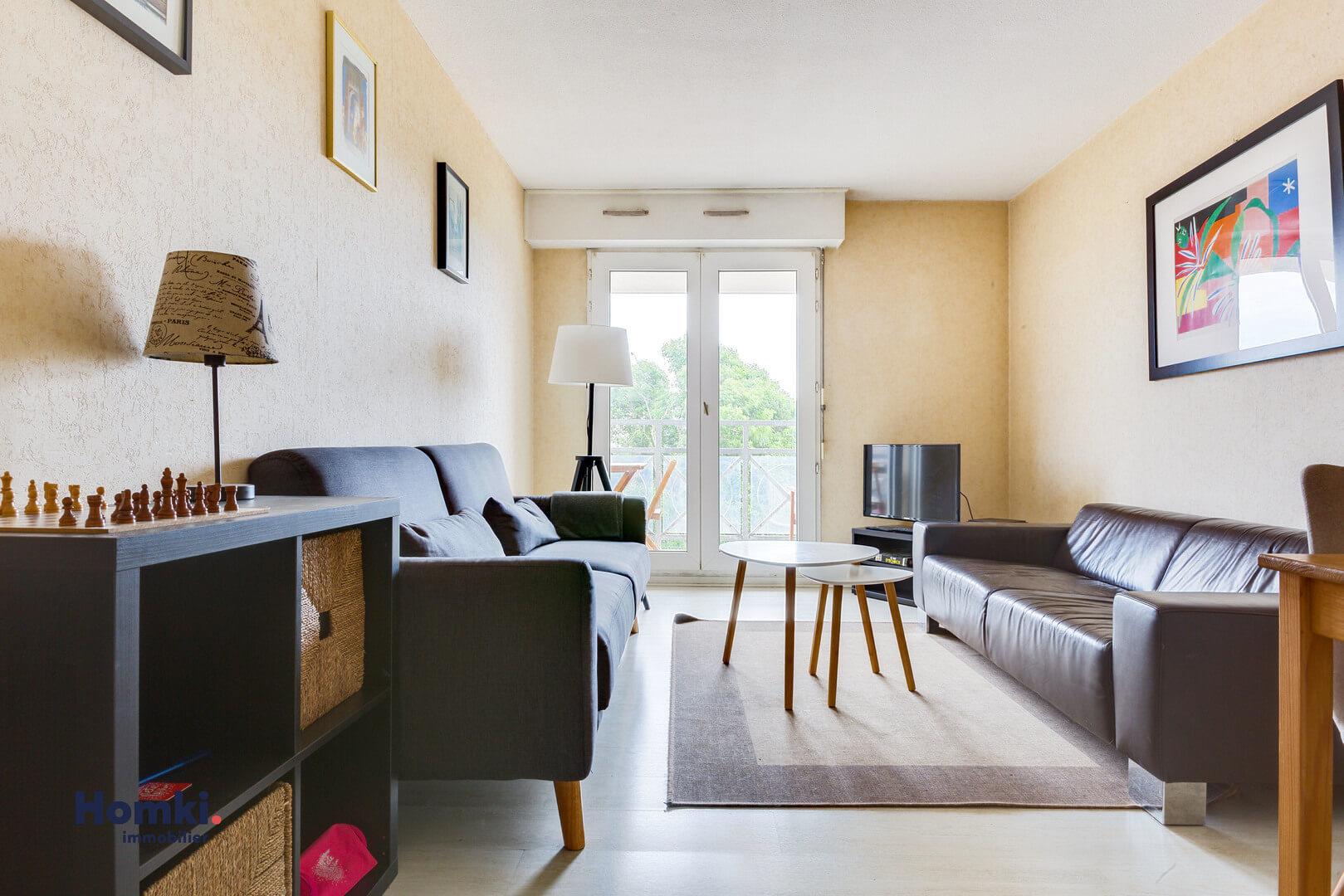 Vente Appartement 39m² T2 33000_3