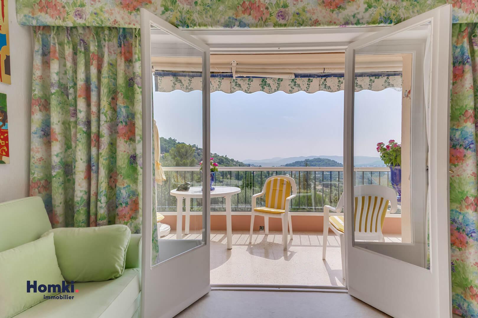 Vente appartement Grasse T3 06520 French Riviera_3