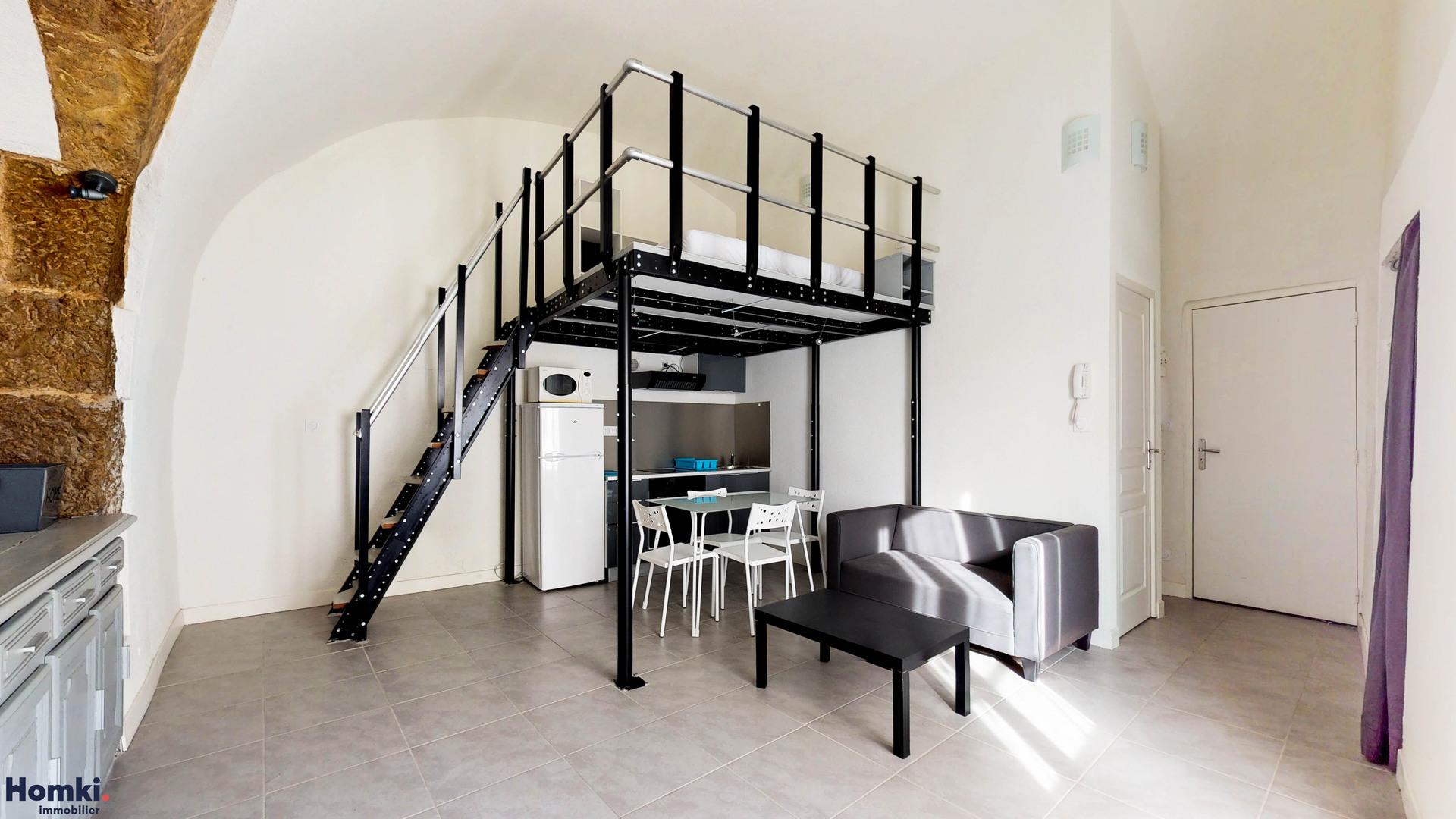 Vente Appartement 28 m² T1 13710_2