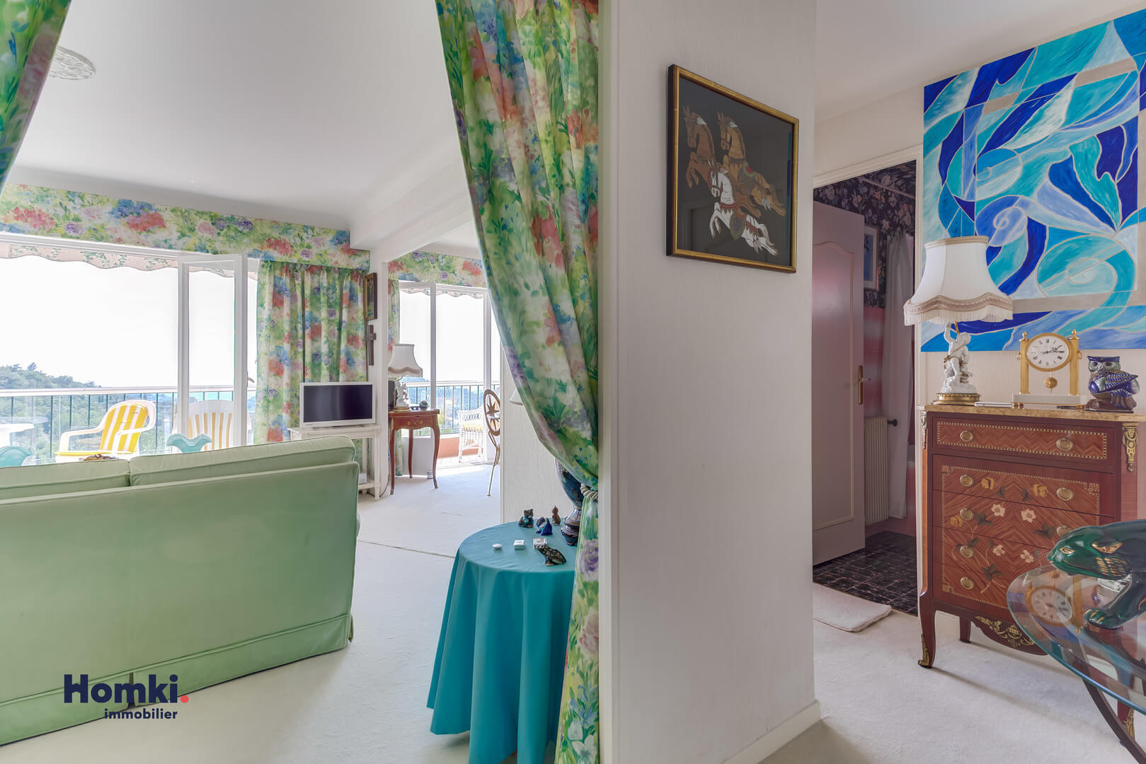 Vente appartement Grasse T3 06520 French Riviera_10