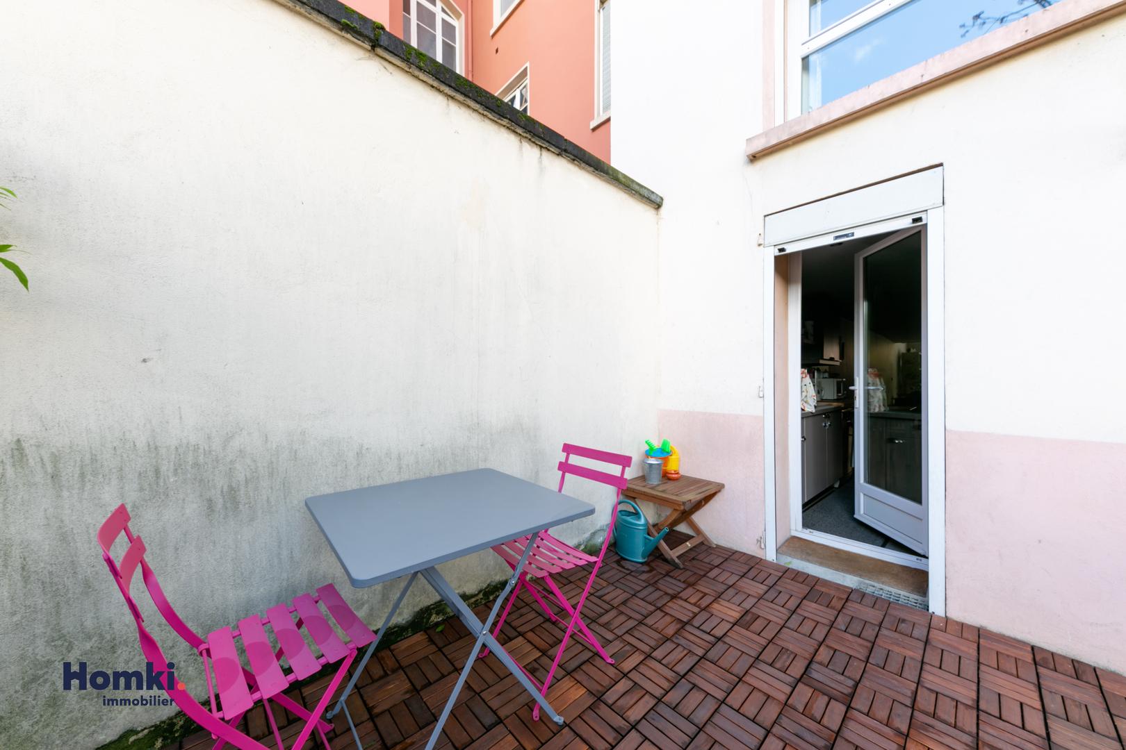 Vente appartement 115m² T3 69100_11