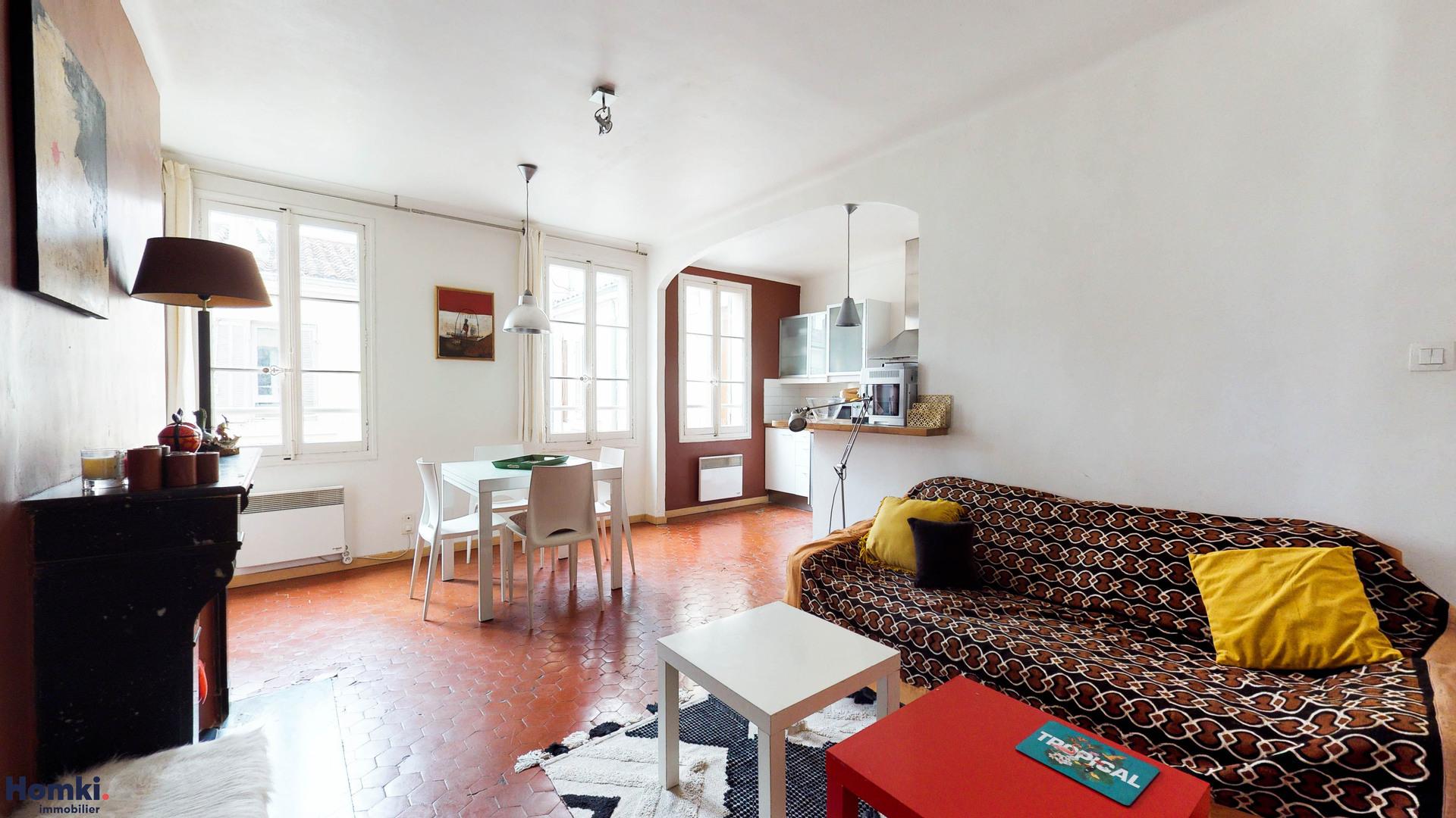 Vente Appartement 52 m² T2 13002_1