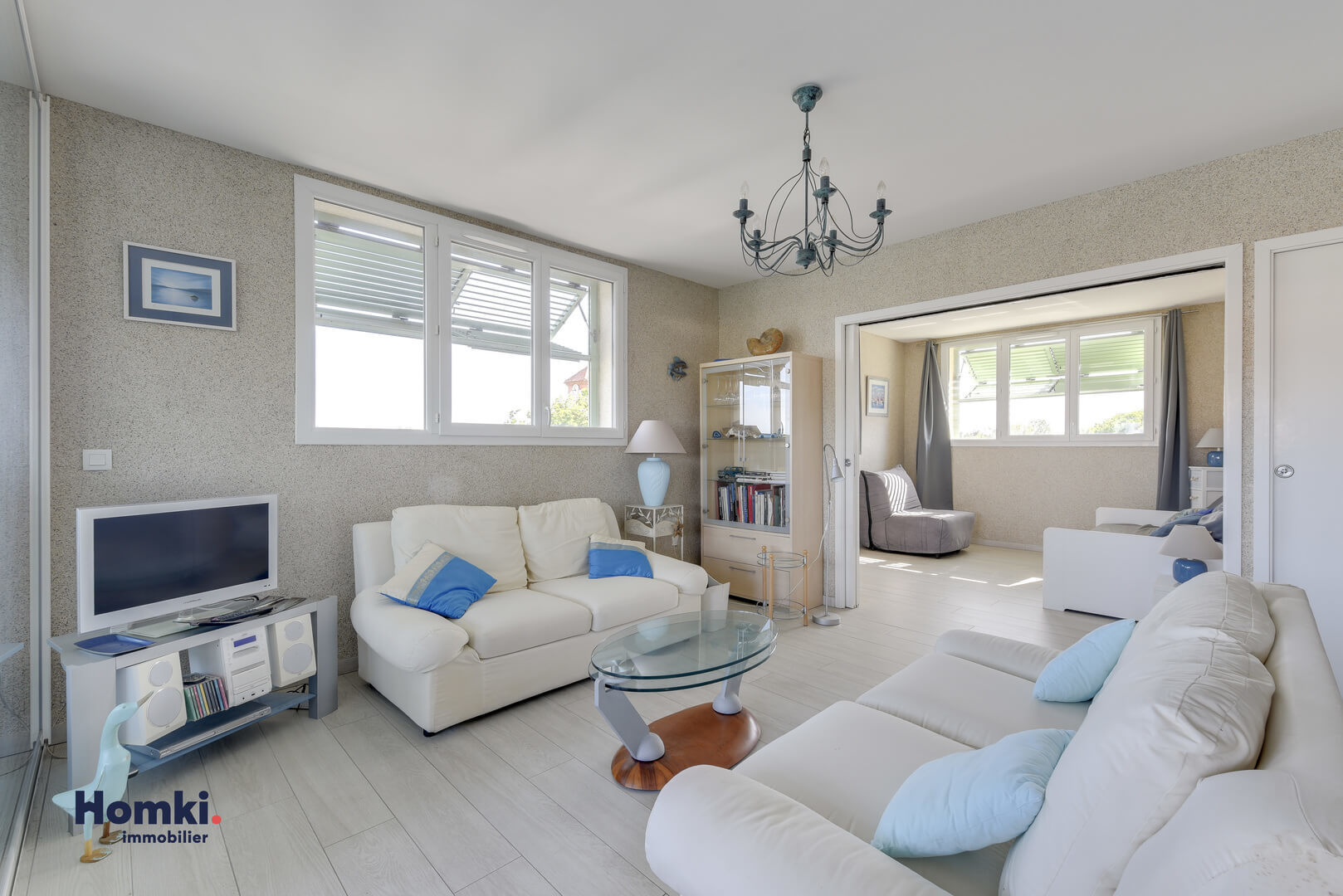 Vente Appartement 84m² T3 34300_4