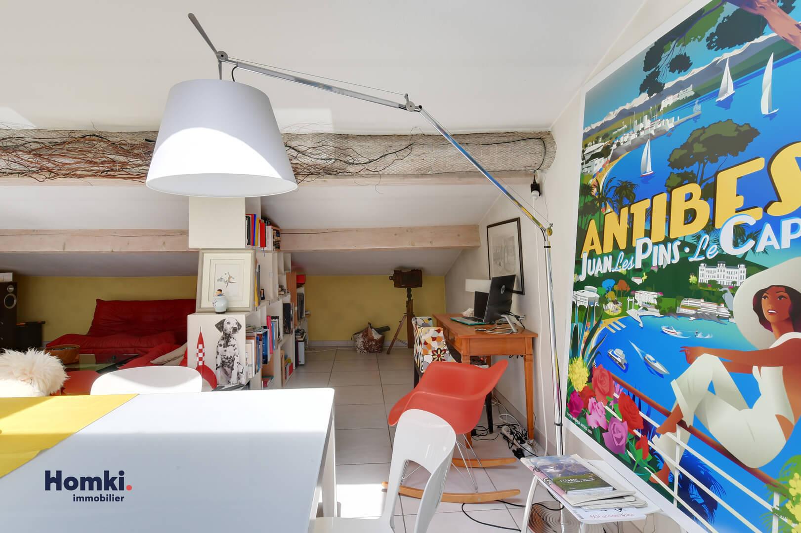 Vente appartement duplex Antibes 06600 T4 90m²_4