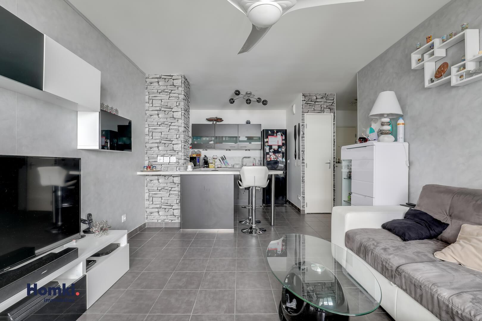 Vente Appartement 57m² T3 69200_2