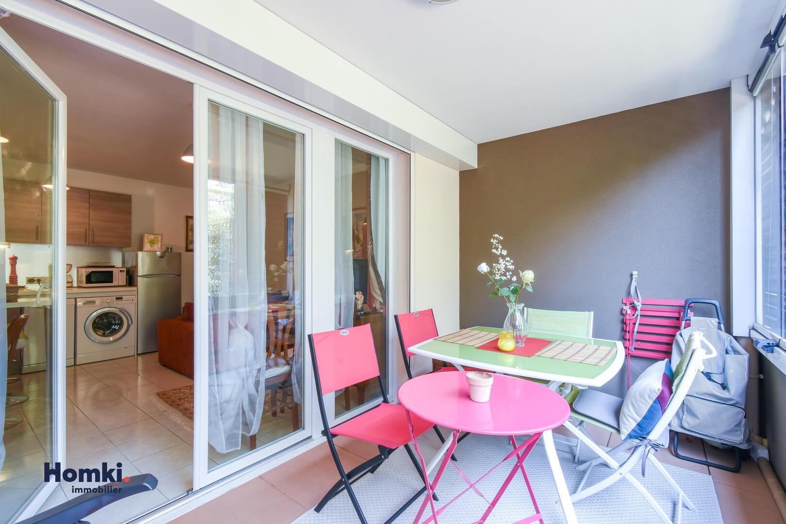 Vente appartement Saint Raphael T3 83700_2