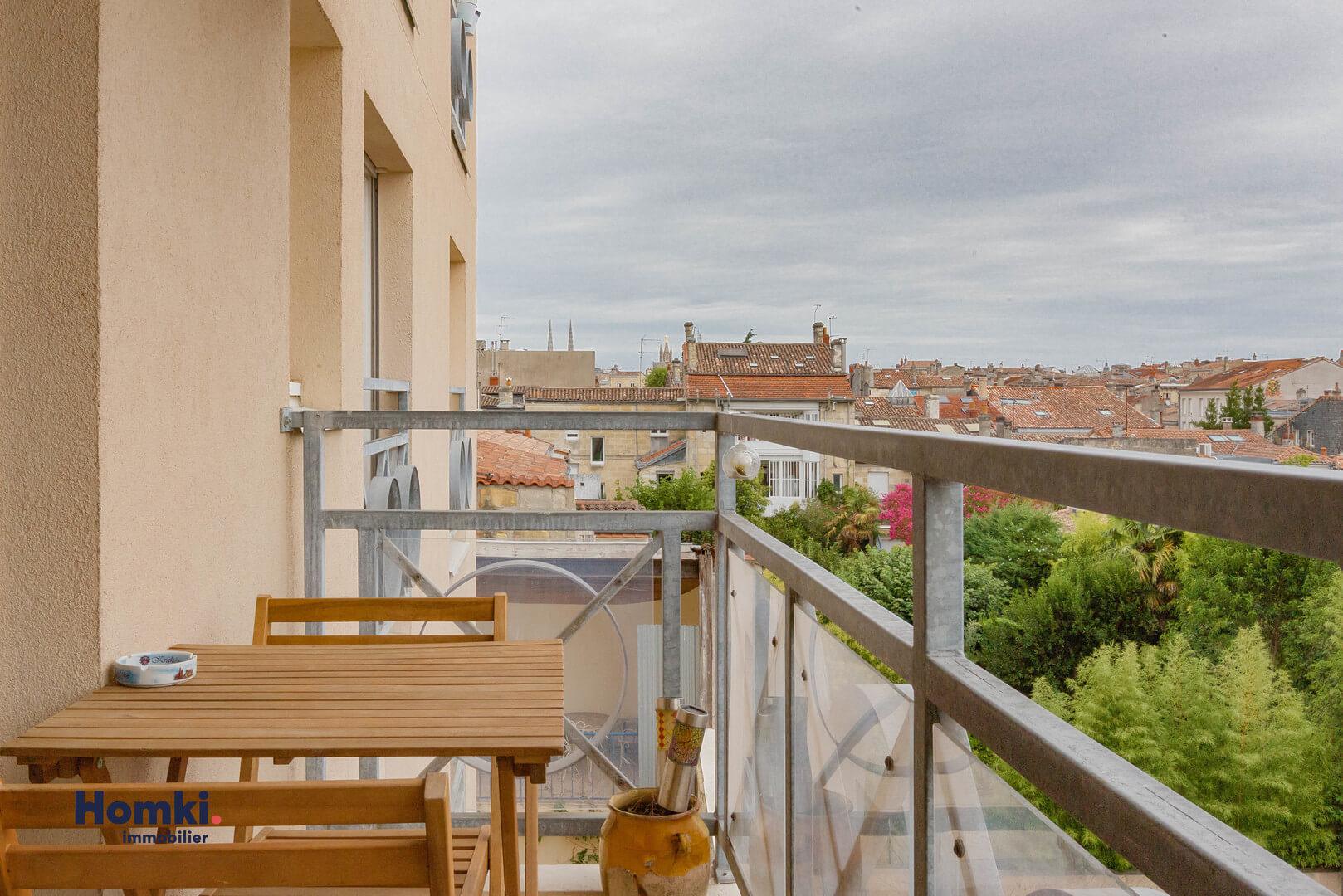 Vente Appartement 39m² T2 33000_1