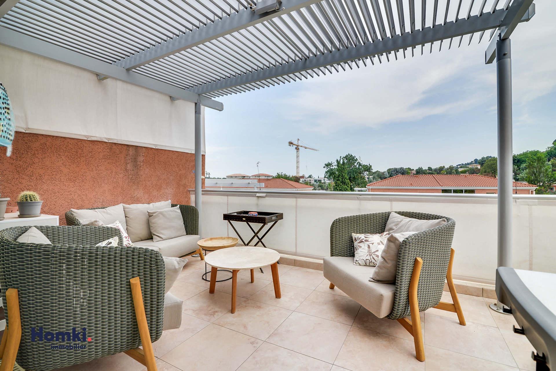 Vente Appartement 74m² T3 06210_2