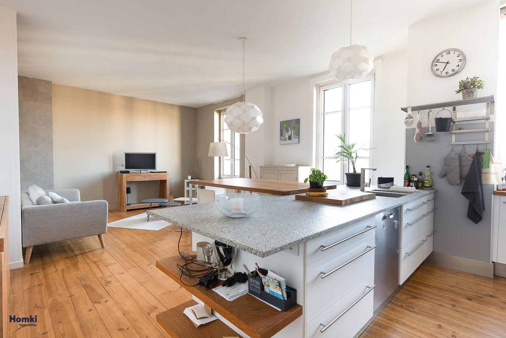Vente Appartement 57m² T2 69007_4