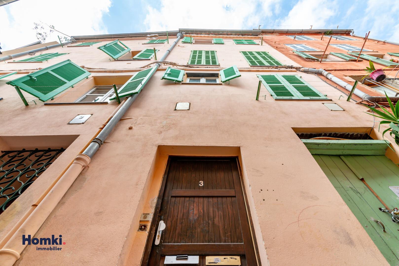 Vente appartement Menton T2 06500 Côte d'Azur French Riviera Investissement_9