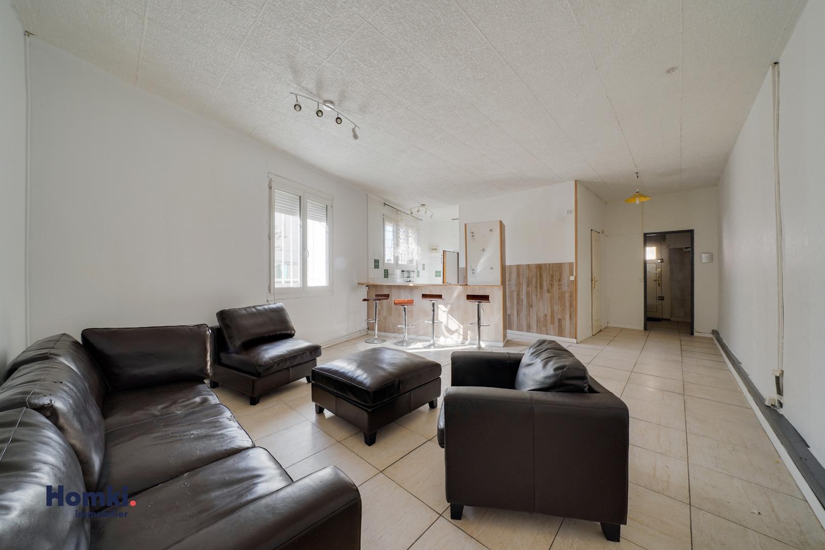 Vente Appartement 75 m² T3 13011_1